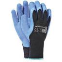 Rukavice zateplené ochranné recowindrag (modre)
