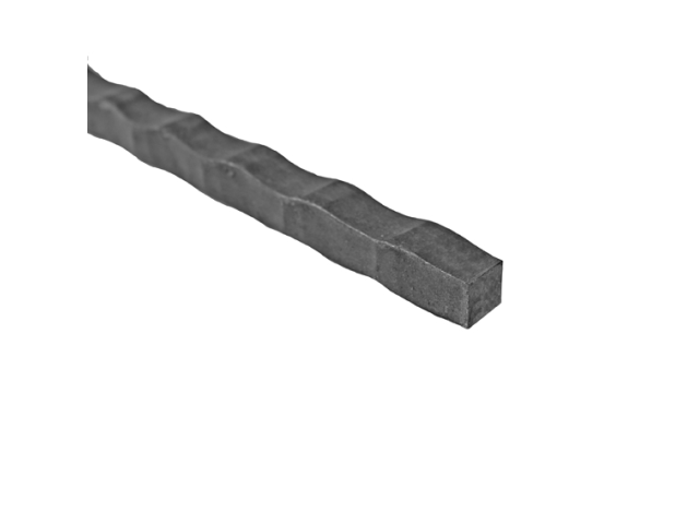 Tyč zdobená a12, b12, L3000mm