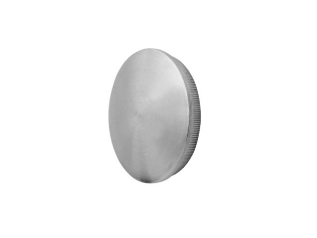 End cap AISI304, D30x1,5/6mm, solid