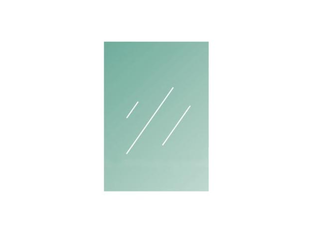 Čiré, kalené lepené sklo