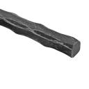 Tyč zdobená 25x25, L3000mm