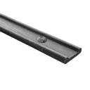 Decorated strip steel P/041-30x8, L3000, a132mm,