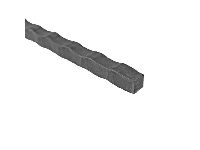 Kovaná tyč a14, b14, L3000mm