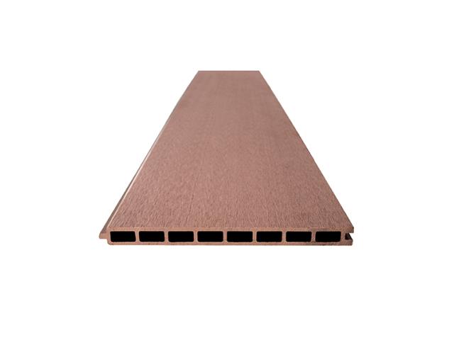 WPC plotová deska hnědá 258x20x1830mm