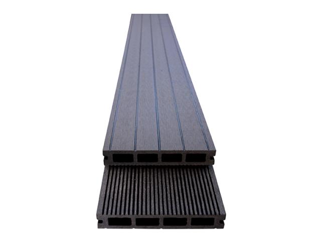 WPC podlahová doska Antracit 150x25x2900mm