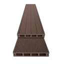 Woodplastic composite floorboard WPC Brown 150x25x