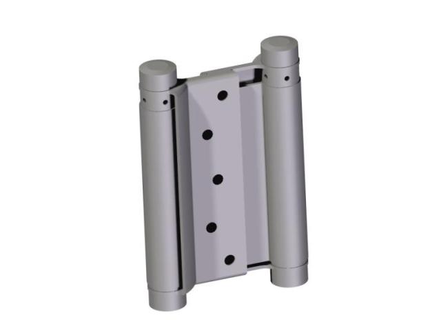 Zawias sprężynowy wahadłowy Nickel, L=75mm