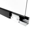 Laufschienenrohr für Glasschiebetür - Set 3m ,