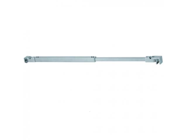 Stabilizačná tyč sklo-stena, L=730-1200 flex