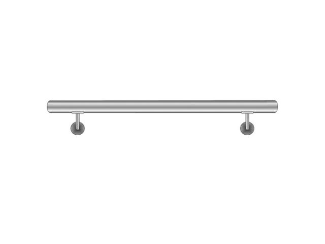 Handrail AISI304, D42,4/L2000mm