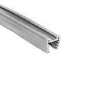 Rubber profile for cap rail L2500mm