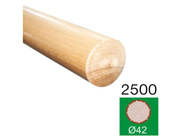 Wooden handrail BEECH