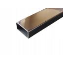 Rozsdamentes zártszelvény -polír.30x10x1,5/2000mm