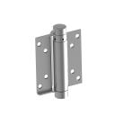 Spring hinge onesided INOX, L=75mm