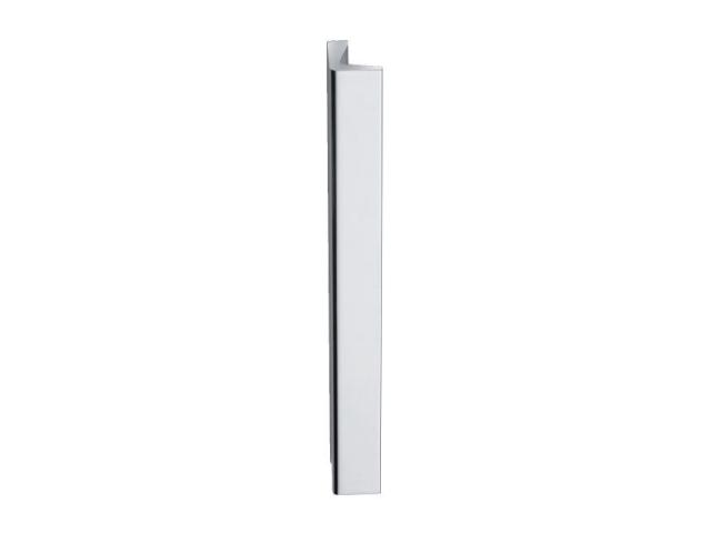 Pull handle - self-adhesive handle al L240mm 24x24