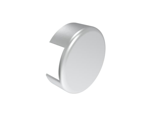 Handrail bracket - Glass clamp - end cap