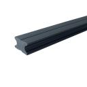 WPC plný podkladový hranol 40x25x4000mm antracit
