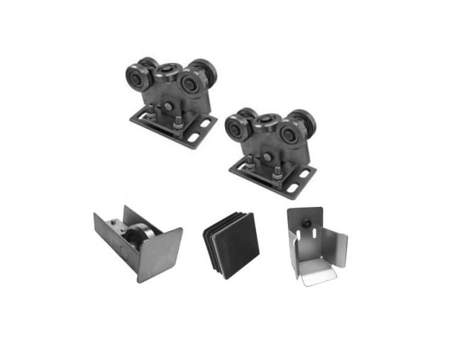 Vedení spodní - ECO profile 80x80mm