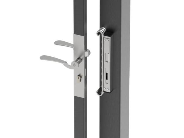 Lock set 50x30 with Electric lock B1/18