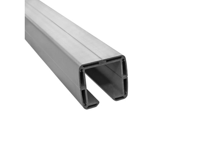 Guiding bottom profile AL, 83x79x11mm, L3m