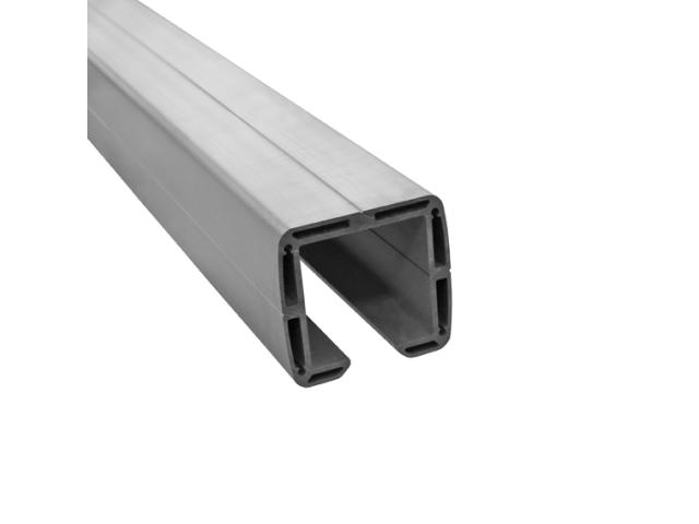 Profil vodiaci spodný AL, 83x79x11mm, L3m