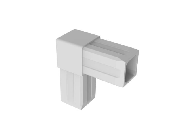 Prechod madla koleno 90°-PVC