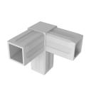 Prechod madla rohový 90° - PVC
