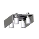 Vedenie horné 4 rolky, Zn, 140÷180x220mm