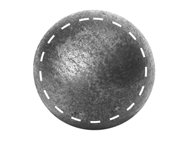 Koule duté D80mm