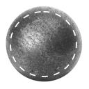 Guľa dutá D80mm