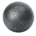 Golyó tömör D30mm