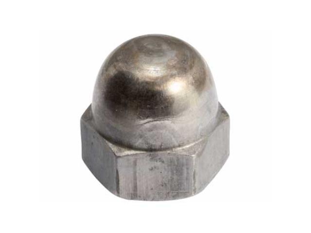 Matice klobouková M10 - Zn