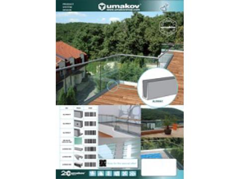 Broschüre - Aluminium profile