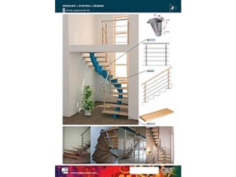 Broschüre - Segment stairs