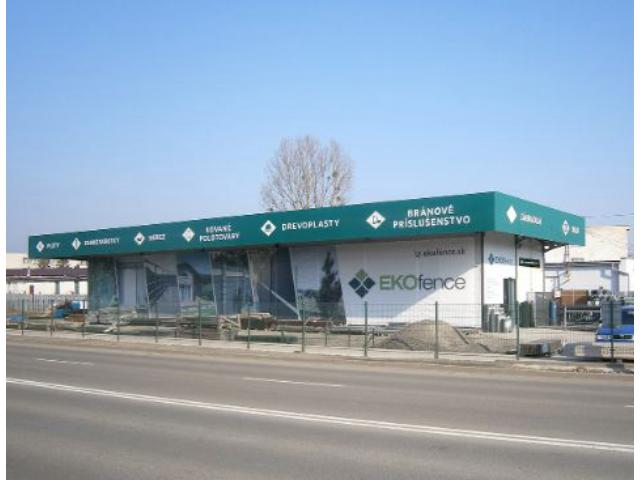 Ekofence SK Humenné - partner