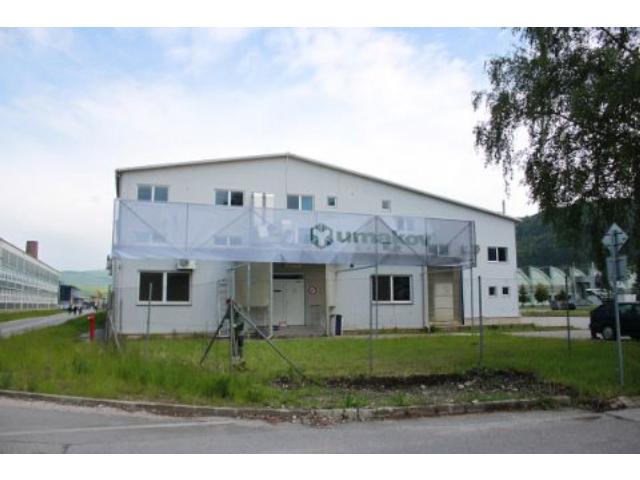 Umakov SK Krompachy - Központi raktár