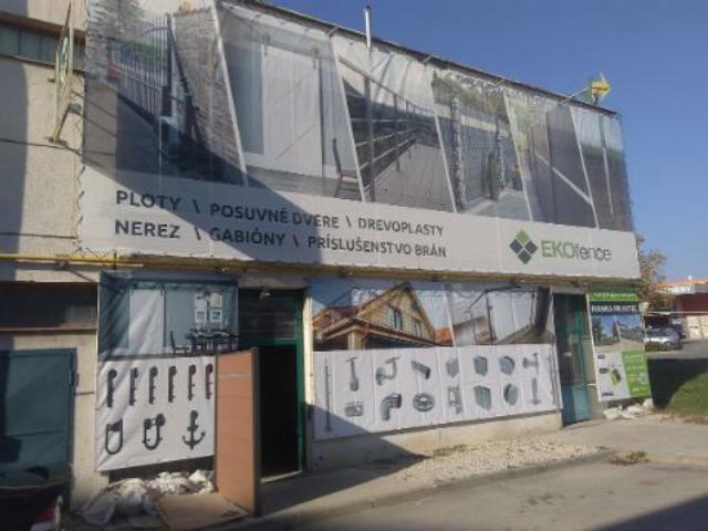 Ekofence SK Nitra - partner